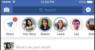cách biết người lạ xem story facebook
